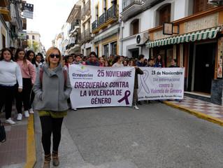 Marcha 25N Violencia de Género