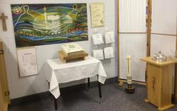 Baptism Area