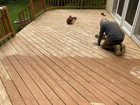Deck Care and Repair: 6 Ways To Take Care of Your Deck