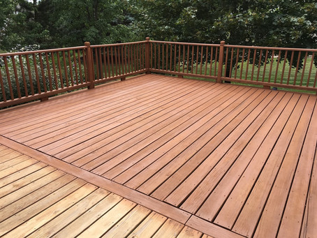 6 Tips to Keep a Wooden Deck Looking Good