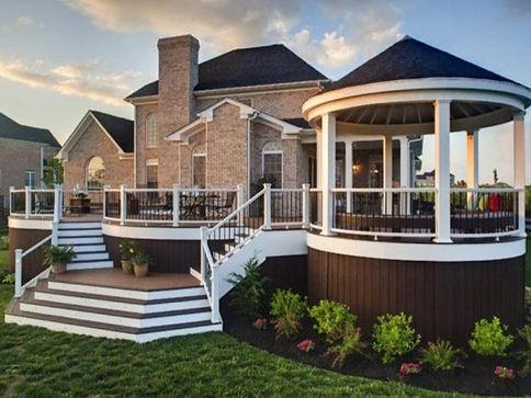 home deck sealing