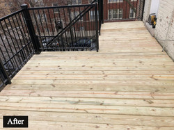 Balcony Repairs Completed
