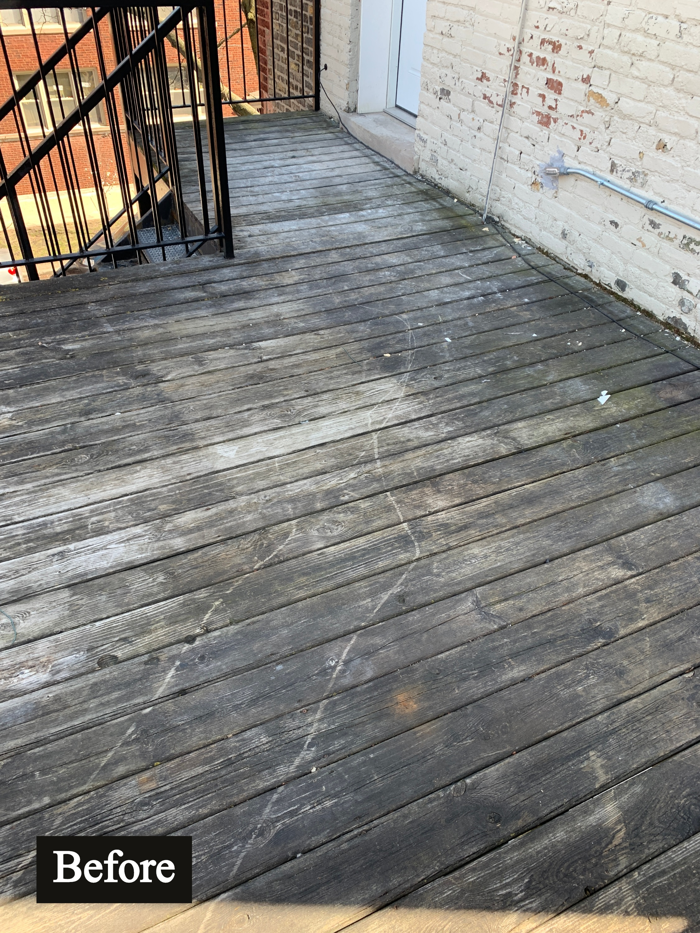 Balcony Repair Project
