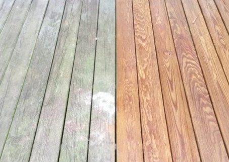 Dealing with Deck Discoloration