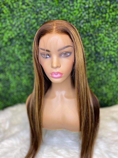 Giselle straight wig