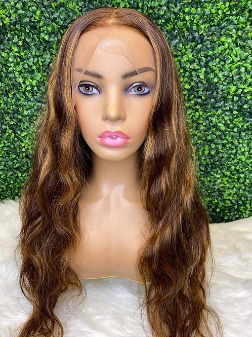 Giselle body wave wig