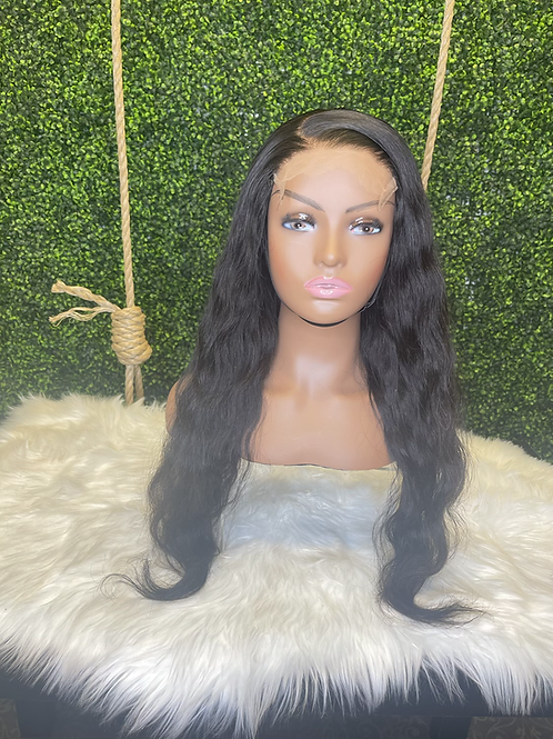 Whitney HD 5x5 loosewave  lace wig