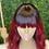 Thumbnail: Aaliyah 1B/BRG bang wig