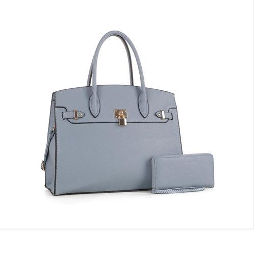 Padlock 2pc Handbag set