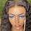 "Thumbnail: ""Whitney"" 5x5 HD Deepwave frontal wig"