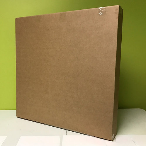 33 x 4 x 33 - FOL - Picture / Art Boxes - 33x4x33 Double Wall