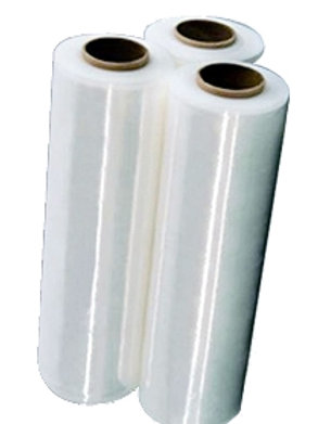 "Large Roll Stretch Wrap Film - 18"" x 1500'"