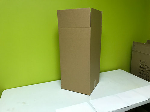 12 x 12 x 21 - 121221 - Tube Shipping Box - 12x12x21