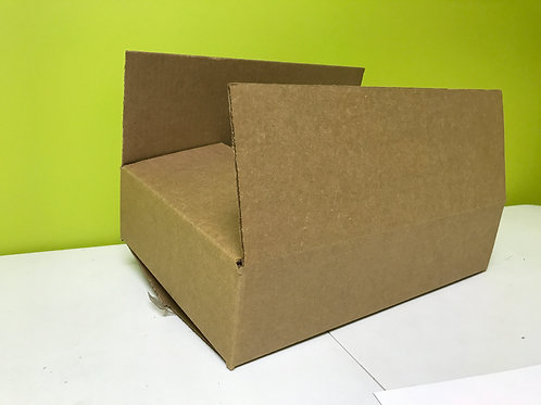 17 x 12 x 4 - 82Plain - Flat MOVING Box - 17x12x4