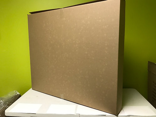 50 x 6 x 40 - FOL - Picture / Art Boxes - 50x6x40 Double Wall