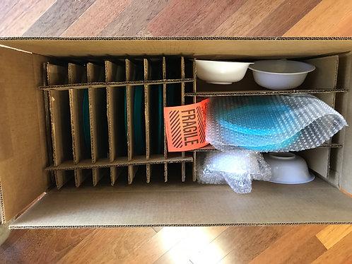 Dish Vault - Dish Protection Kit w/ Bubble