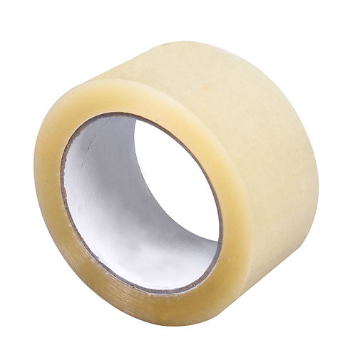 "2"" x 330' Packing Tape - Double Roll - 1.5 Mil - Carton Sealing Box Tape"