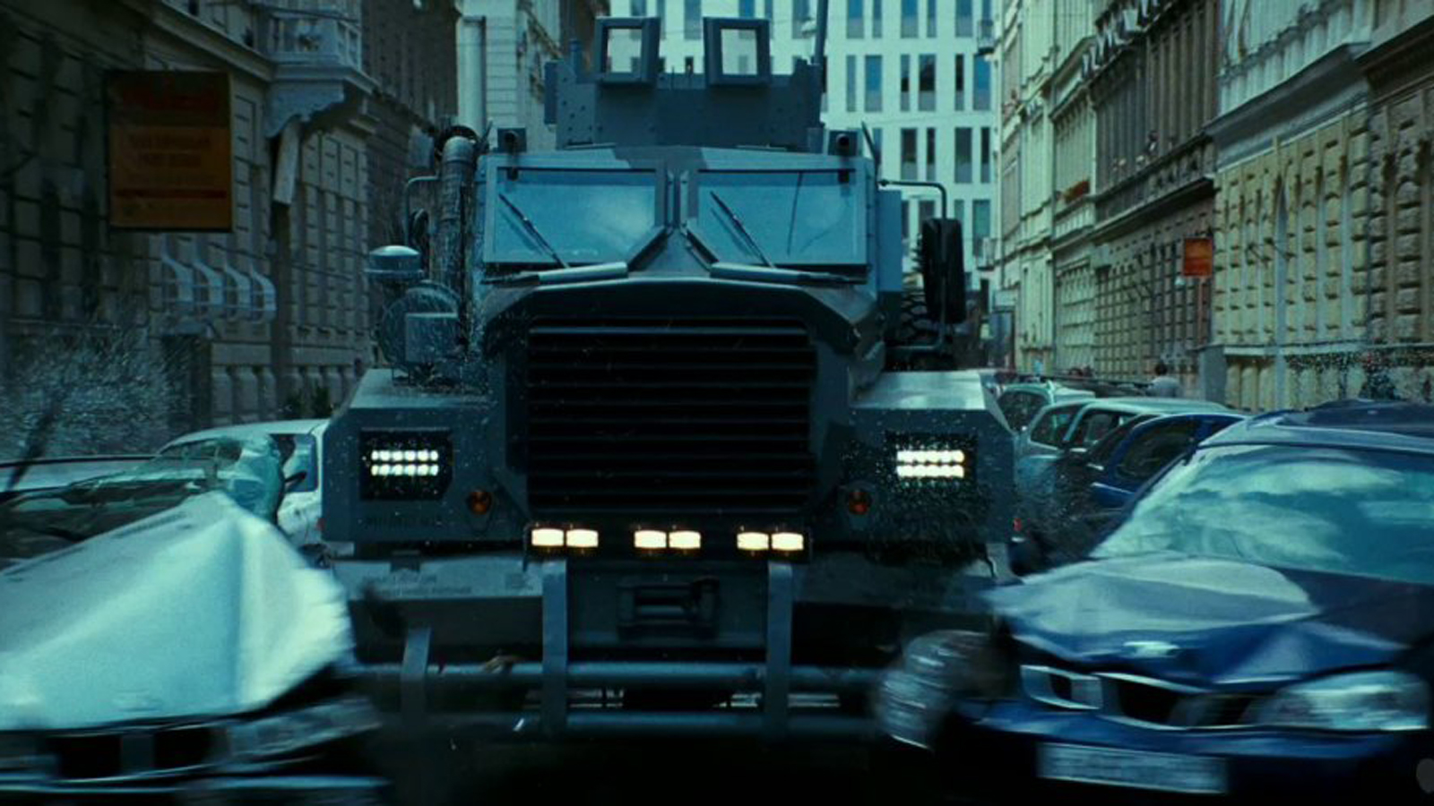 MRAP for DieHard 5
