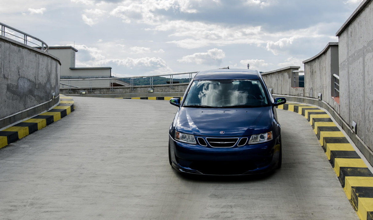 Saab Bodykit