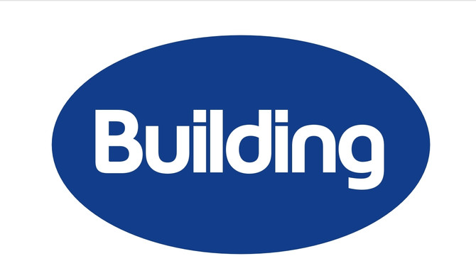 Mentioned Last Week By Building.co.uk