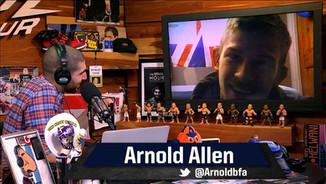 Arnold Allen Interview