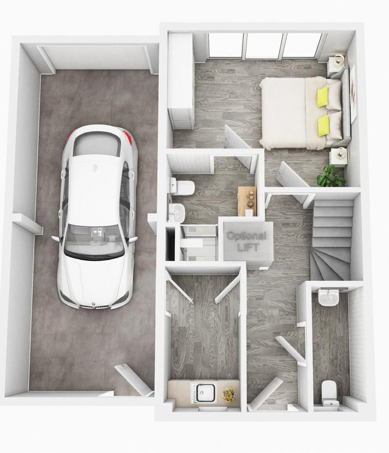 The Tellus Ground Floor