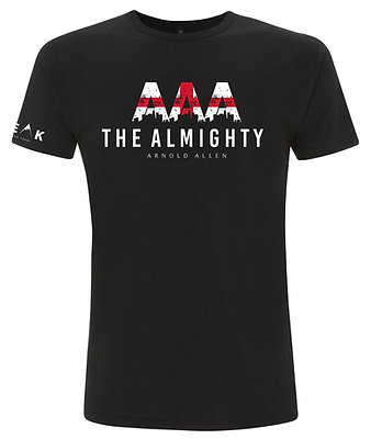 """Arnold Almighty Allen """"Triple A"""" Signature Tee"""