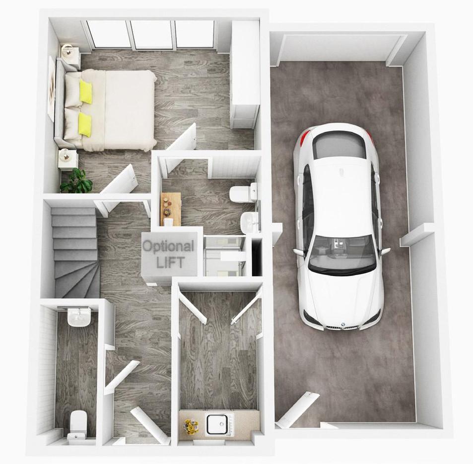 The Amet Ground Floor