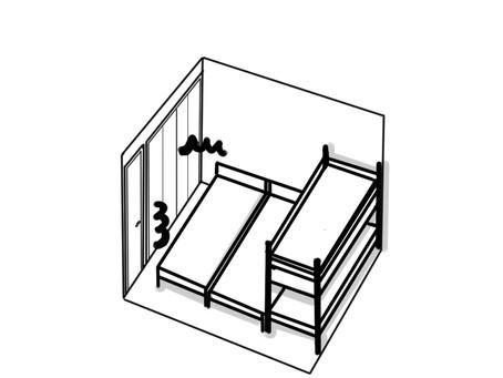 【我が家のクローゼット】6畳寝室ギチギチ問題