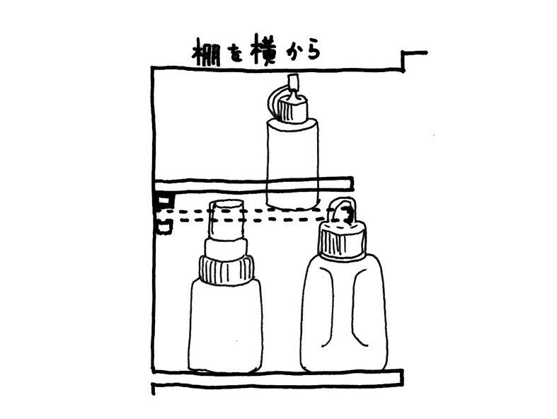 洗剤 ボトルが詰まる
