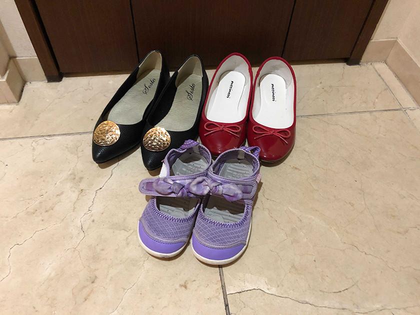 整理収納 衣替え 靴