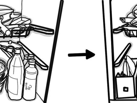 【桜川さんちのキッチン】③自慢したくなるお鍋のフタ収納