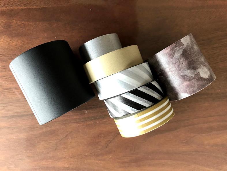 整理収納 マスキングテープ