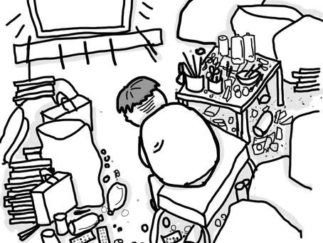 【終活】父のゴミ屋敷①~はじまりのはじまり~