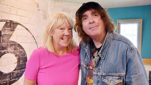 with Liz Kershaw BBC 6 Music