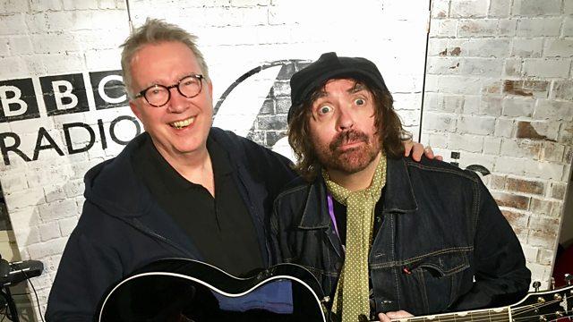 Tom Robinson. BBC 6 Music