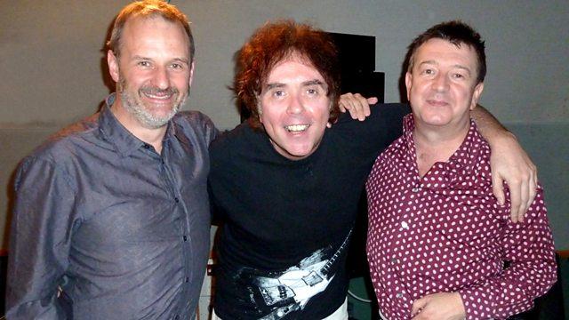 Radcliffe & Maconie. Radio 6 Music.