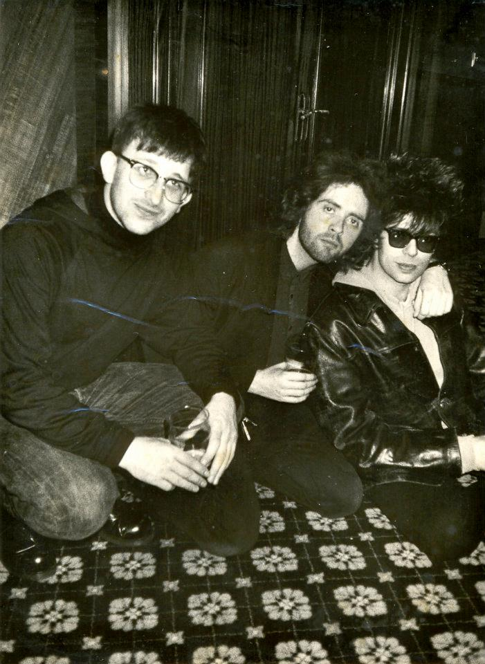 Three Ians walk into a bar