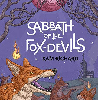 BOOK REVIEW: SABBATH OF THE FOX-DEVILS!