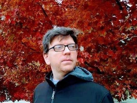 Author Interview with Mark Allan Gunnells.