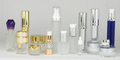 Array of Luxury Bottles