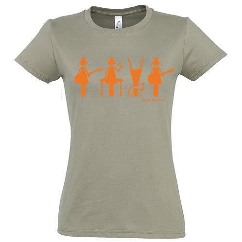 T shirt Raggalendo Femme