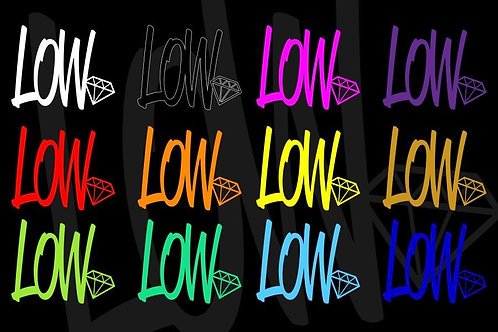 Collant LOW