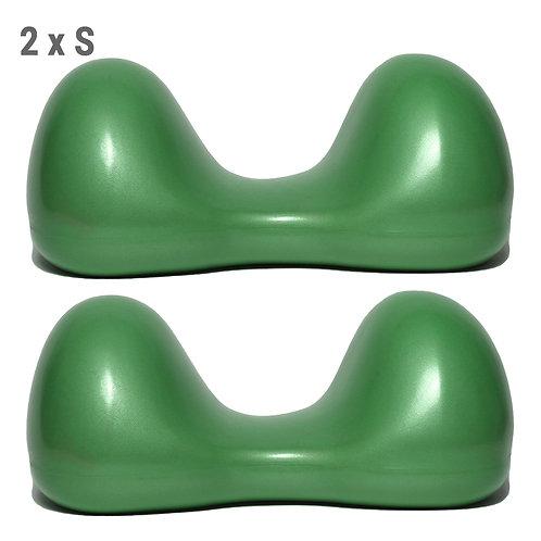 2 x Air8 cushion size S - color green