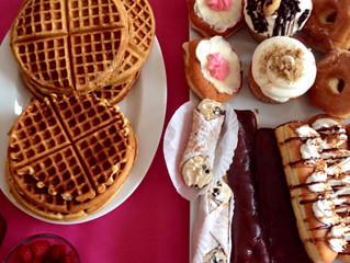Sunday Brunch: We Doughnut Waffle Around