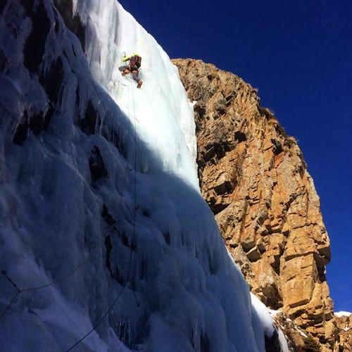 Cogne - Cascade de glace