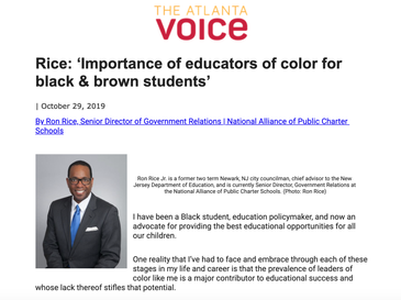 Level the education playing field for Black & Brown students