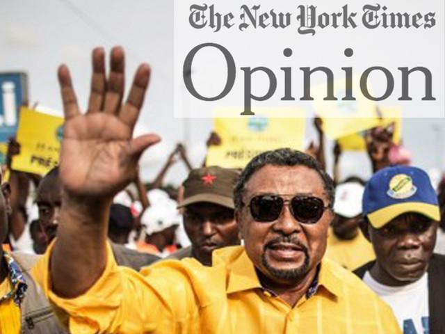 Presidential Campaign,Gabon