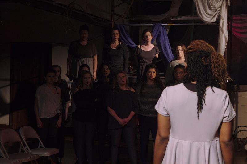 Penelopiad: Maids Confront Penelope