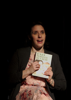 Exit: Nan's Book Tour